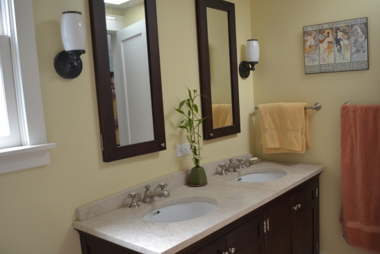 Bathroom with Vanity