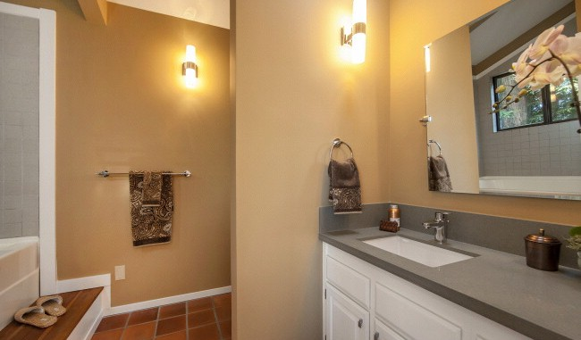 Oakland Hills Bathroom Remodel